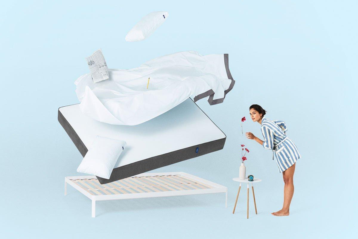 Casper Mattress Reviews Is The Casper Bed In A Box Worth
