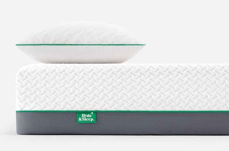 Hyde and Sleep Mattress Reviews - Memory Foam Mattress and Pillow