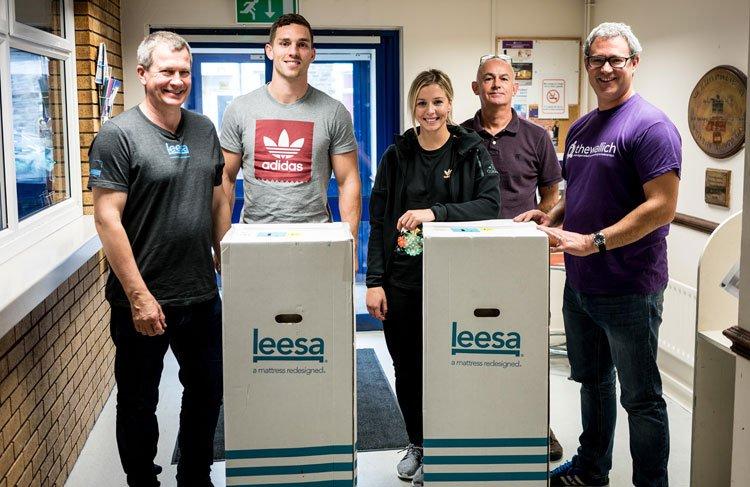 Leesa Mattress Review - Donation